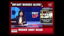 Newborn Baby Girl Rescued After Being Buried Alive In Odisha