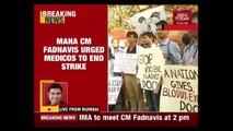 Maharashtra Health Crisis Continues As Doctors Refuse To Call Off Strike