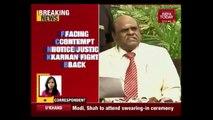 Justice Karnan Seeks Rs 14 Cr Compensation From 7 Judges
