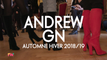 ANDREW GN  I Fashion Week By ELLE Girl Automne Hiver 2018-2019 ! MODULE #3