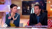C à vous : Dominique Besnehard voudrait que Caroline de Haas s'excuse (vidéo)