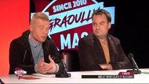 Graoully Mag du 05 mars 2018 - Invité : Florent MOLLET (Milieu de terrain FC Metz)