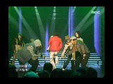 SE7EN - Lalala, 세븐 - 라라라, Music Core 20061118