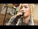 9R(2), #09, Gummy - Loss of Memory, 거미 - 기억상실, I Am A Singer 20111113