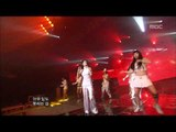 Kim Wan-sun - Pierrot smiles at us, 김완선 - 삐에로는 우릴 보고 웃지, Music Core 20060