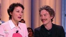 Quotidien : La petite pique de Jeanne Balibar concernant les remettants des César2018.