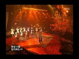 Tei - Shout out longing, 테이 - 그리움을 외치다, Music Core 20051126