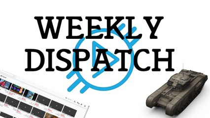 Weekly Dispatch 3.5.18
