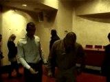 Un député suisse reçoit une décharge de Taser