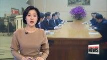 N. Korean leader Kim Jong-un, S. Korean envoys had satisfying consultation: North Korea