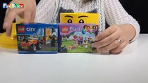 Lego Sürpriz Paket Açma 02 - Lego Friends - Lego City - Lego Friends Türkçe izle - Fun Block
