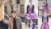 [Showbiz Korea] Today's StarPic! Lee Dong-wook(이동욱) & Jin Se-yun(진세연)