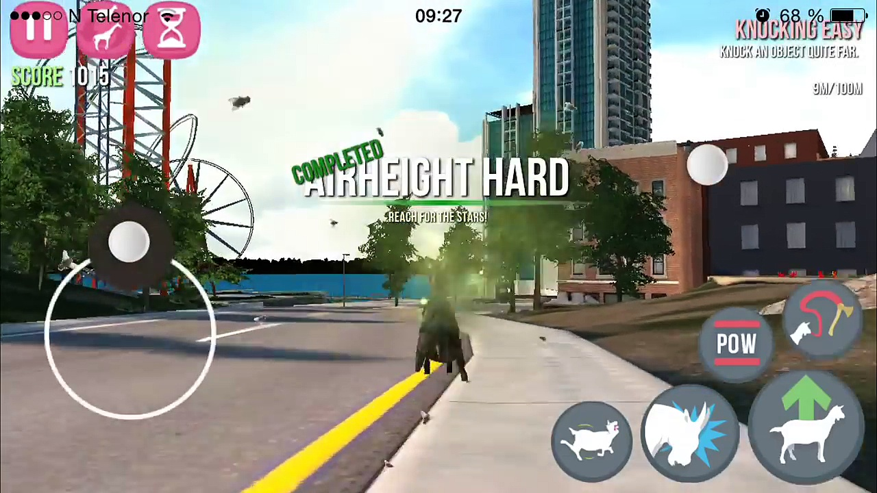 All goats! (UPDATED) | Goat Simulator IOS