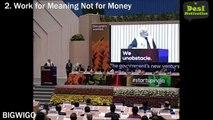 Narendra Modi 7 Rules of Success Hindi Inspirational Speech | Motivational Video