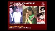 Governor Vidyasagar Rao Governor Seeks Clarity from Centre, After meeting Panneerselvam, Sasikala