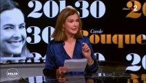 La colère de Carole Bouquet contre les violences sexuelles sur les enfants