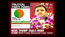 ADR Expose Party Funds Ahead Of Assembly Polls, 70% Funds From Unknown Sources