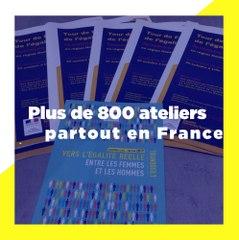 Bilan du Tour de France de l'Egalité - octobre 2017 - mars 2018