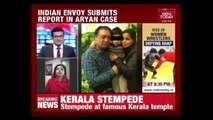 Indian Envoy Submits Report On Indian Child With Norwegian Authorities