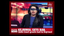 False Affidavit Case: Delhi CM Kejriwal Granted Anticipatory Bail