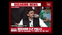 Ahead of UP polls, Akhilesh cabinet clears proposal to include 17 OBCs in SC list