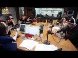 윤하의 별이 빛나는 밤에 - L O V E with DICKPUNKS, story & talk - L O V E with 딕펑스, 사연과 토크 20140310