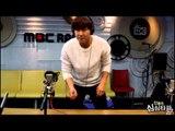 신동의 심심타파 - TVXQ! Uknow Yunho, challenge - 동방신기 유노윤호, 공기놀이 도전 실패 20140114