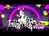 [HOT] BTOB - Beep Beep, 비투비 - 뛰뛰빵빵, Show Music core 20140301