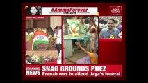 Jayalalithaa's Last Rites To Be Held At Marina Beach In Chennai