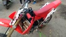 Обзор Honda CRF 150R