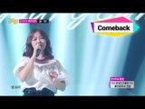 [Comeback Stage] Seo Young-Eun - Mean Mean Mean 서영은 - 치사 치사 치사, Show Music core 20140712
