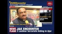 #SIMIEncounter : Lawyer Of Accused SIMI Convicts Alleges Encounter A Fake