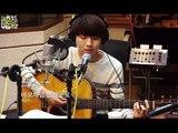 윤하의 별이 빛나는 밤에 - Yoo Seung-woo - I lived like a fool, 유승우 - 바보처럼 살았군요 20140515