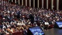Yargıtay Birinci Başkanı Cirit - Yargıtay Yeni Hizmet Binası Temel Atma Töreni - ANKARA