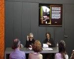 Presentació del llibre 'Finestra fotogràfica' de Francesc Cabiró a l'Espai VilaWeb