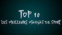 Top 10 : Les meilleurs mangas de sport