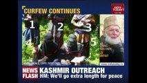 Video Of Hizbul Terrorists Warning Kashmiris To Obey Huriyat Shut Down
