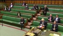 Boris Johnson responds to Russian spy illness
