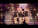 [Real Cam] All Black SNSD - Lion Heart, 소녀시대 - 라이온 하트, DMC Festival 2015
