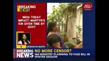Pathankot Martyr's Kin Given Time By Govt To Demolish Illegal Construction