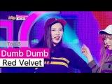 [HOT] Red Velvet - Dumb Dumb, 레드벨벳 - 덤덤, Show Music core 20150926