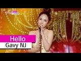 [HOT] Gavy NJ - Hello, 가비엔제이 - 헬로우, Show Music core 20151114