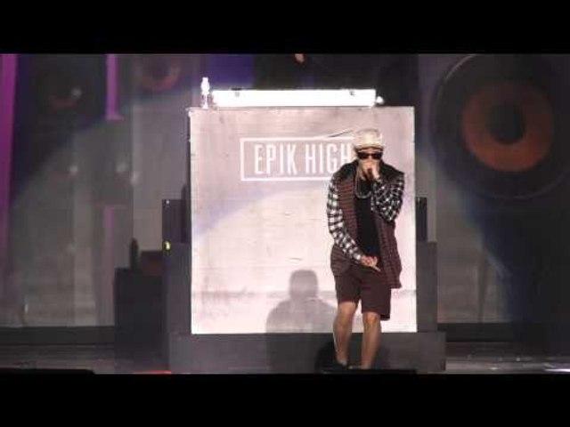 [Real Cam] EPIK HIGH - Born Hater + Love Love Love, 에픽하이 - Born Hater + Love Love Love, DMC Festival   Godialy.com