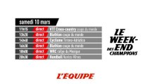 bande-annonce - OMNISPORTS - WEEKEND DES CHAMPIONS