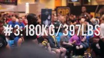 Ive Never Done This Before. | Bodypower 2017