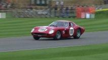 Ferrari 250 GTO/64 thrown round Goodwood
