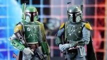 Versus #18 - Star Wars Black Series Boba Fett vs Mafex Boba Fett