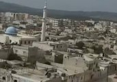 Arab Militias Allied with Turkey Release Drone Video of Captured Town Near Afrin