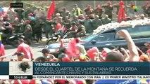 Venezuela recuerda y rinde honores al comandante Hugo Chávez