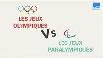 Les Jeux Olympiques Vs les Jeux Paralympiques